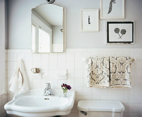 Lonny. Birch   Bird Vintage Home Interiors   Blog Archive   Lovely Bathrooms