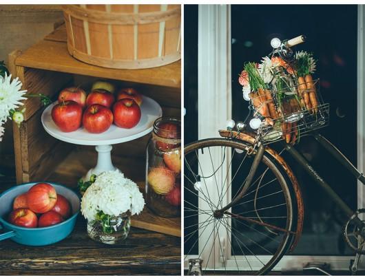 Birch + Bird: Vitala Long Table Dinner. Photo by Tanya Goehring.