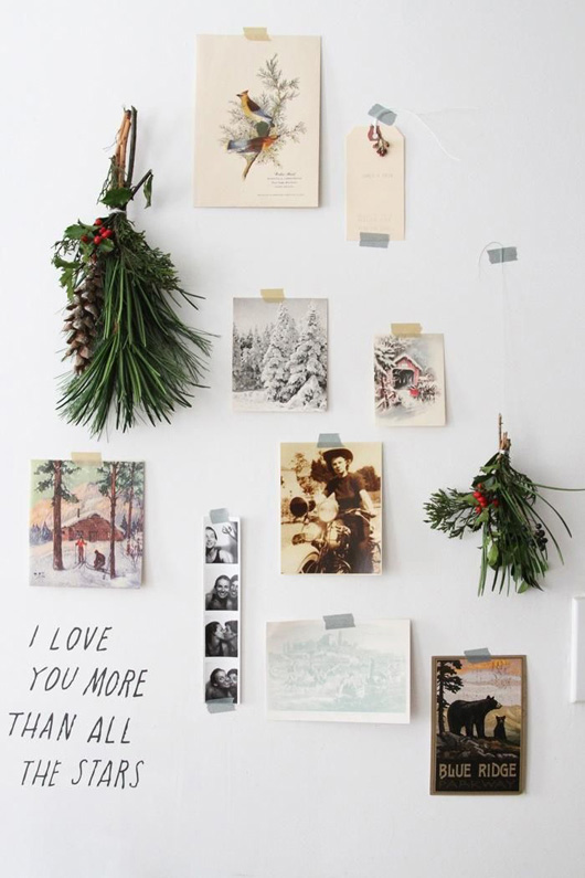 Birch + Bird: DIY Holiday decor by Gardenista