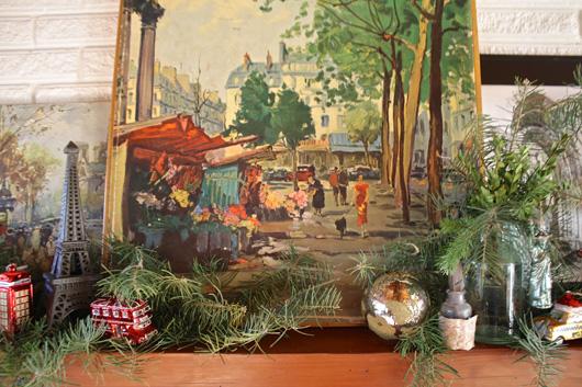 Birch + Bird: Christmas with Pottery Barn