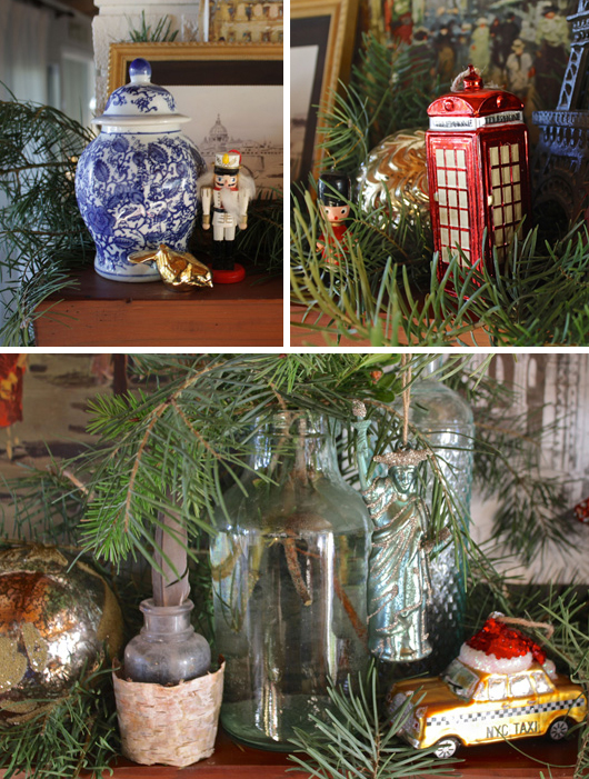 Birch + Bird: Christmas with Pottery Barn
