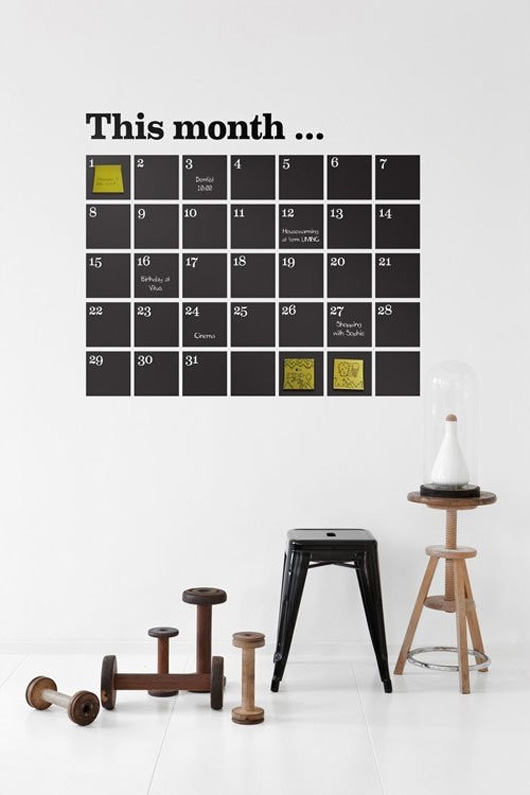 Ferm Living Wall Calendar