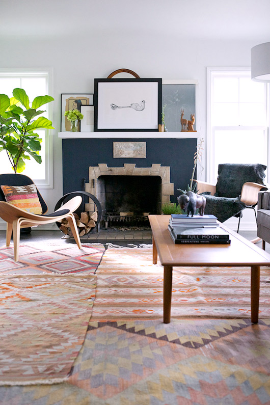 Silverlake Home via SF Girl by Bay. Photos by Amy Bartlam. Design by Natalie Myers.