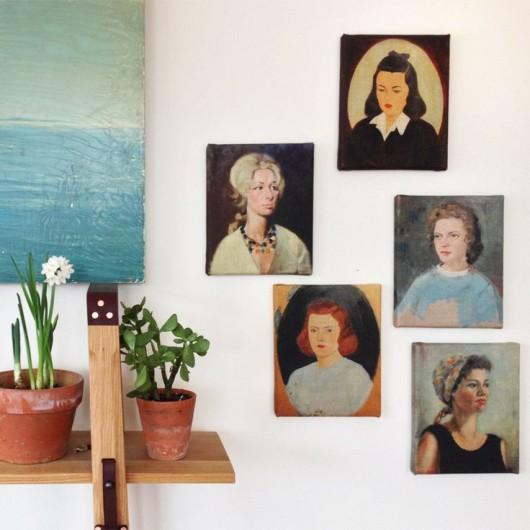 Linen Portrait Collection by Three Potato Four