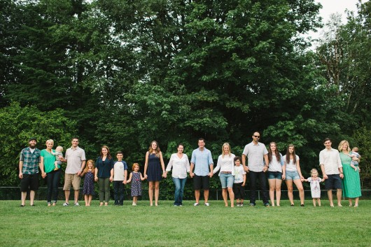 The Families of Spruce Collective. Photo by Mikaela Ruth.