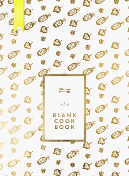 Printable recipe cards / blank cook book by CoCorrina