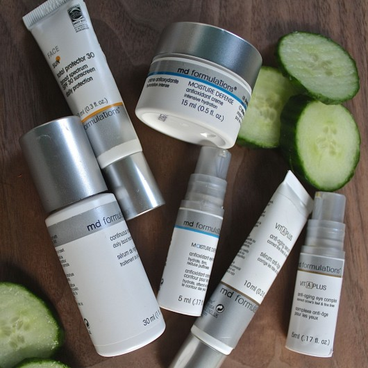Birch + Bird: My skincare regime | MD Formulations