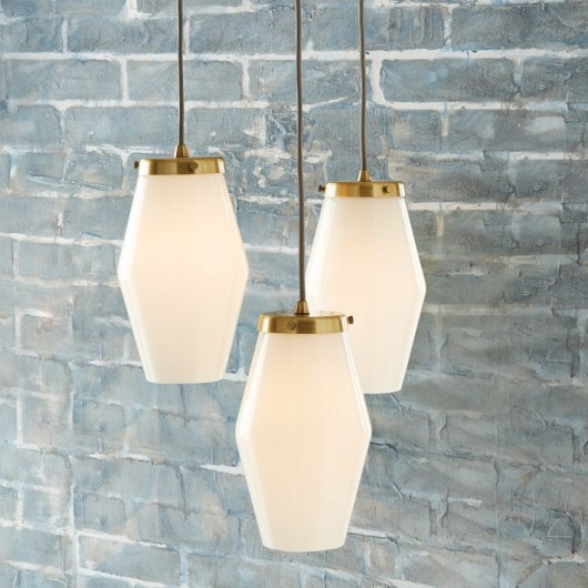 West Elm: Mid Century Glass Pendant