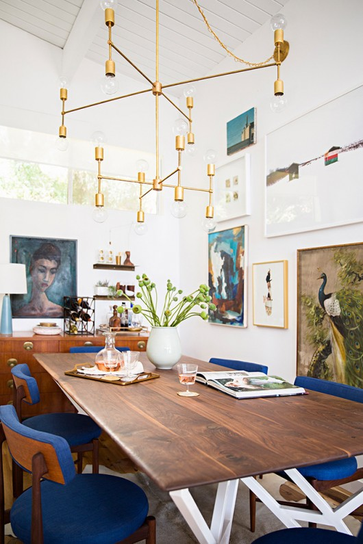 Domino Feature: Emily Henderson's Home | Photo: Brittany Ambridge