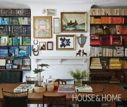 Photo by Michael Graydon for House & Home Magazine