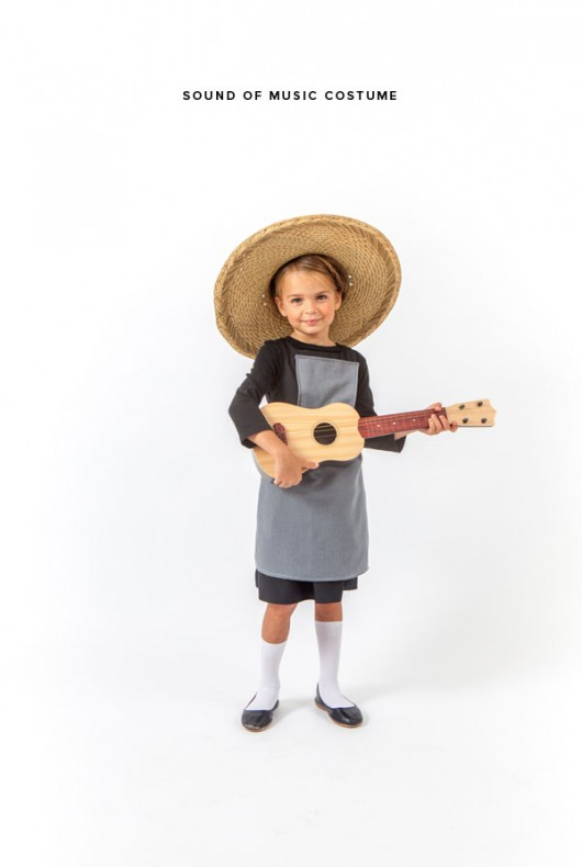 Oh Happy Day | The Sound of Music Maria Costume